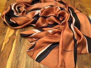 Coccinelle Silk Scarf multicolored