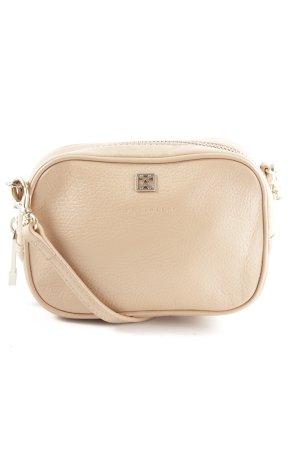 Coccinelle Shoulder Bag cream business style