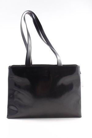 Coccinelle Sac porté épaule noir style d'affaires
