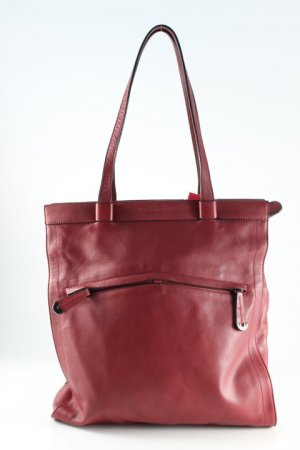 Coccinelle Shopper dunkelrot Casual-Look
