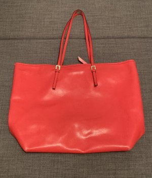 Coccinelle Shopper red