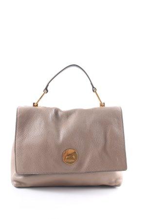 "Coccinelle Borsa shopper ""Liya Handle Bag 2 Taupe/Noir"" marrone-grigio"