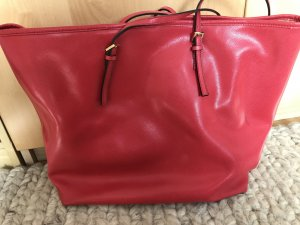 Coccinelle Shopper rot