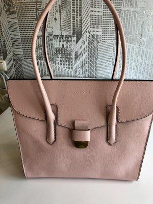 Coccinelle Borsa shopper color oro rosa