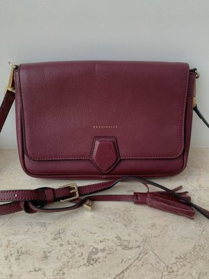 Coccinelle Crossbody bag blackberry-red-purple