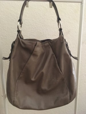 Coccinelle Handbag taupe-grey brown