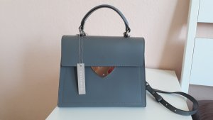 Coccinelle Tasche B14 Modell +Leder+grau+ Brandneu!