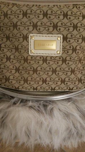 Coccinelle Mini sac bronze