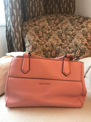Coccinelle Handbag pink leather