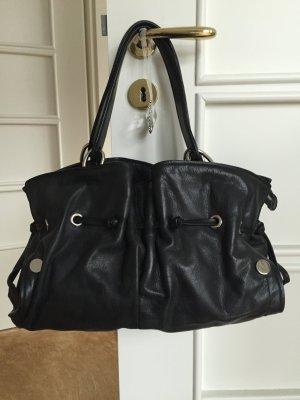 Coccinelle Tasche Leder schwarz NEU!!