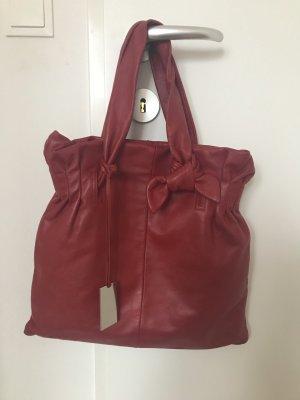 Coccinelle Tasche rot