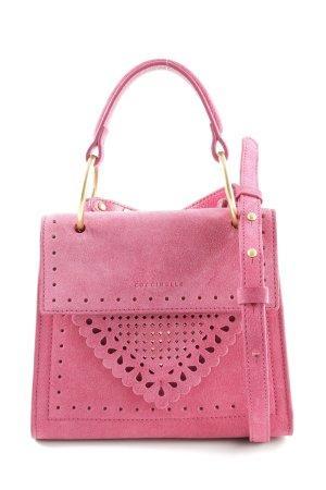 c86ab91c7cfc9 Coccinelle Umhängetasche pink Business-Look