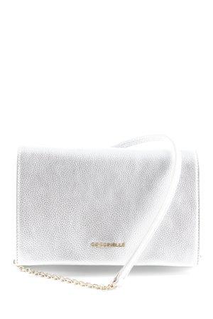 """Coccinelle Umhängetasche """"Kalliope Crossbody Bag Silver"""""""