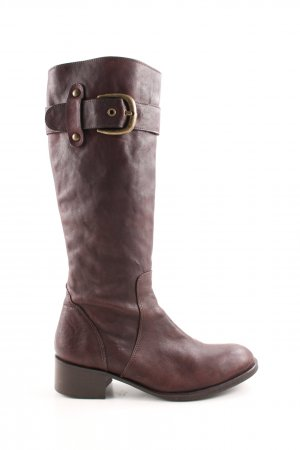 Coccinelle Winterstiefel braun Casual-Look