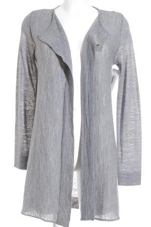 Coccole Strick Cardigan grau minimalistischer Stil