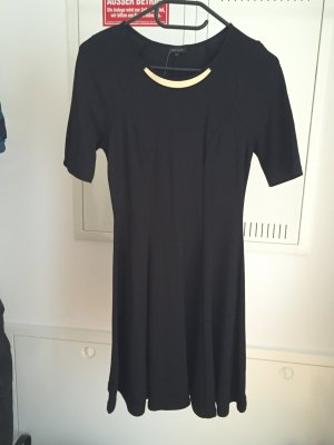 Cocktail/Abend Kleid. Schwarz