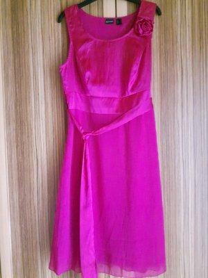 Bodyflirt Midi-jurk roze