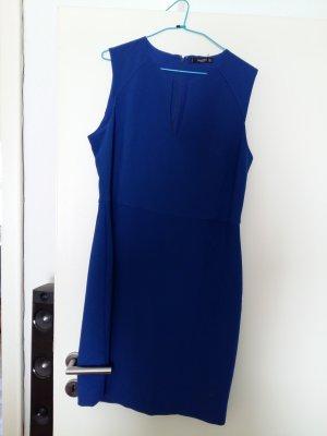 Mango Cocktail Dress blue