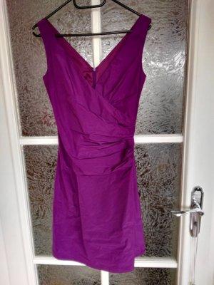 Cocktail Kleid in lila Fashion Art Gr. 34
