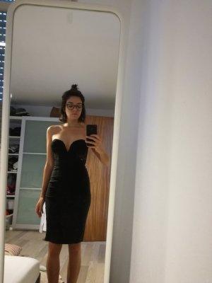 Cocktail Kleid mit Spitze