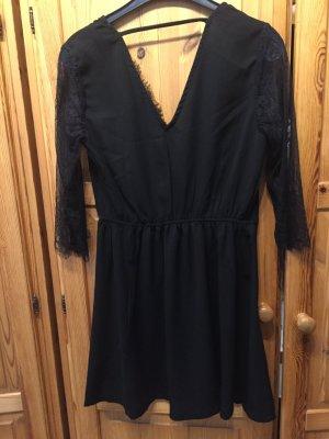 Cocktail Kleid mit Spitze neu