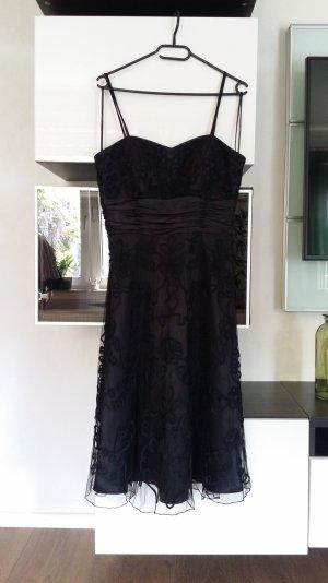 Cocktail Kleid schwarz gr. 40