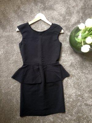 Zara Robe noir polyamide