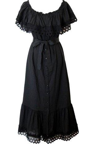 Liu jo Dress black cotton