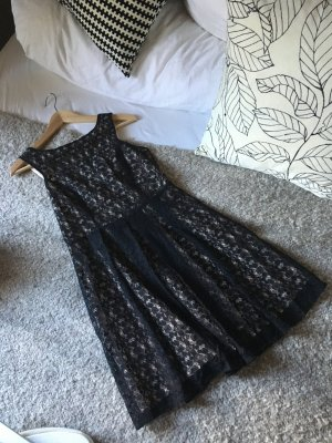 Cocktaildress Carrie Black Lace