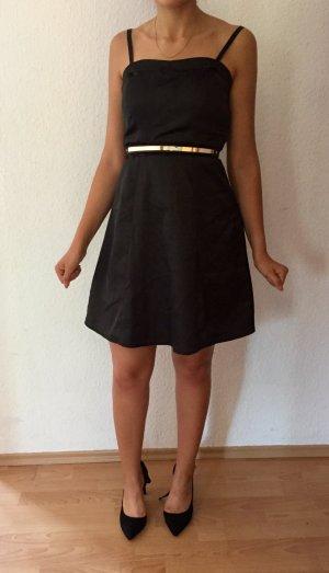 Cocktailkeid S/36 schwarz neu Abschluss Ball Kleid