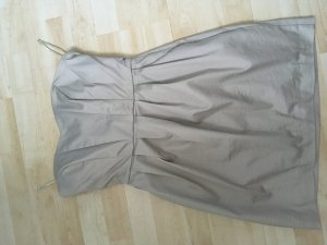 H&M Ballonjurk grijs-bruin-licht beige