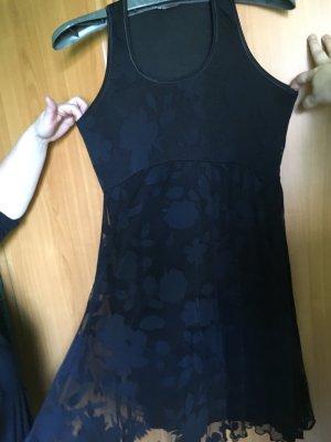 Heymann Vestido de cóctel negro