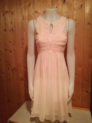 Jake*s Chiffon jurk rosé