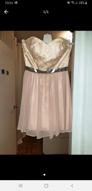 A-Z Cocktail Dress pink