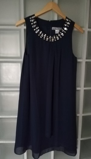Ashley Brooke Cocktailjurk blauw Polyester
