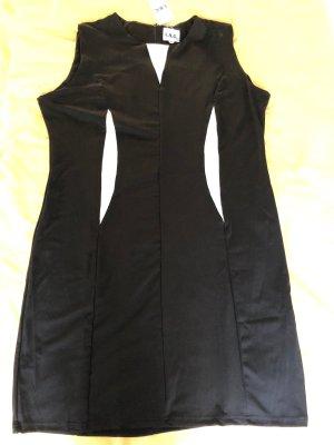 L' alive verbe L.B.C. Cocktail Dress white-black