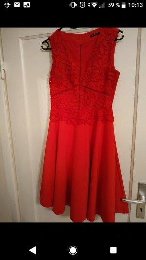 Orsay Petticoat Dress red