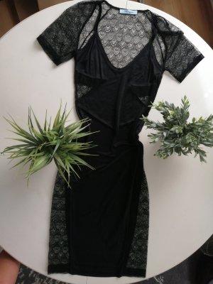 Blumarine Cocktail Dress black