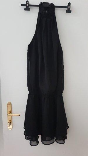 b.p.c. Bonprix Collection Abito di chiffon nero