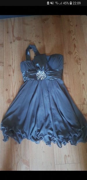Ball Dress grey