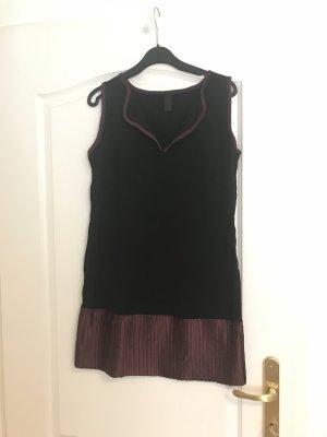 Cocktail Dress bordeaux-black