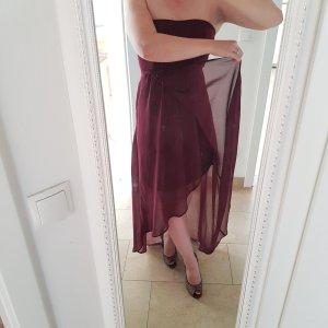 Cocktailkleid/festliches Kleid von Vero Moda in Aubergine