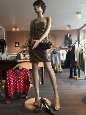 Cocktailkleid Galakleid Festliches Kleid Kleid für Feiertage