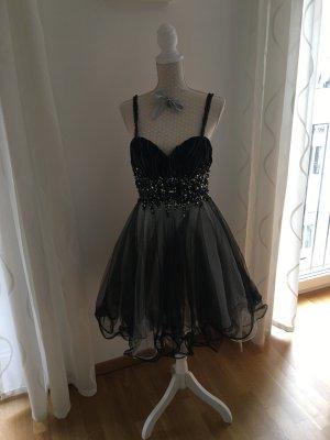 Luxuar limited kleid schwarz
