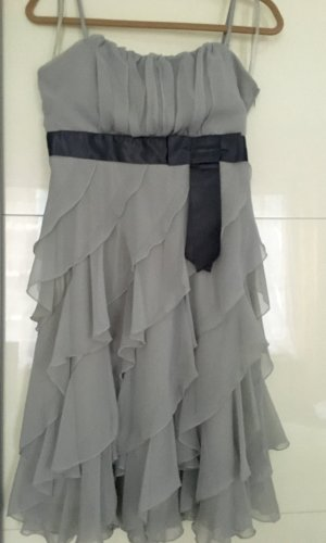 Cocktailkleid in grau