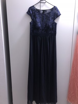 Christian Berg Cocktail Dress dark blue