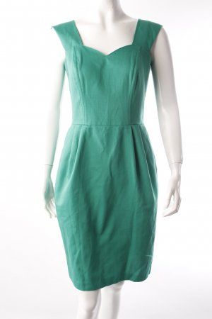 Cocktail dress in green