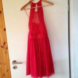 Cocktailkleid in magenta/ pink - letzter Preis -