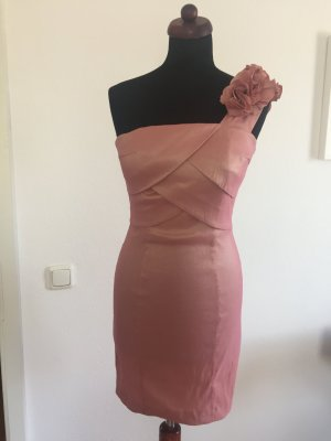 Cocktailkleid in rosé