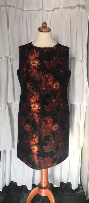 Clements Ribeiro Cocktail Dress multicolored polyester